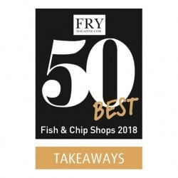 50 Best Fish & Chip Shops